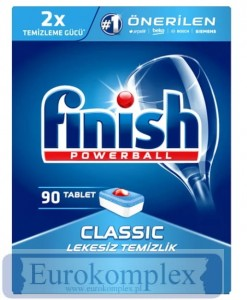 Finish Tabs Classic REGULAR 90szt.